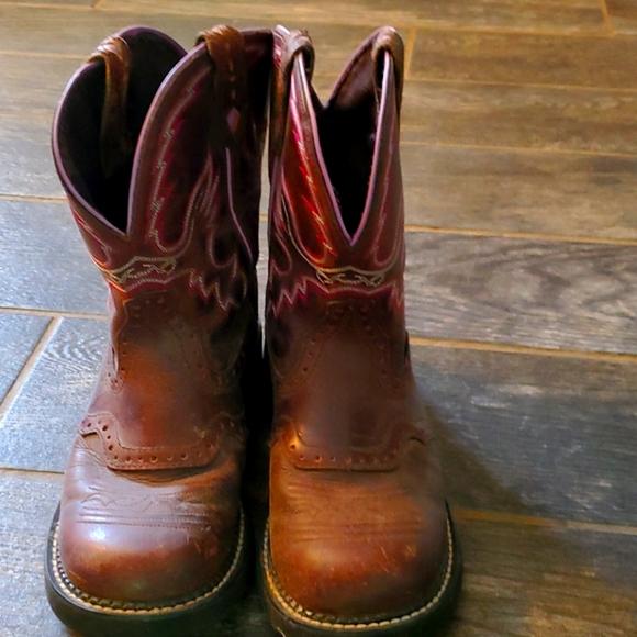 Women's Justin boot